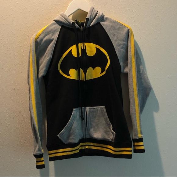 DC Comics Jackets & Blazers - Batman Hoodie
